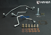 SAAB 9-3 / 9-5 TD04HL 15T 19T Turbo Oil & Water Line Kit