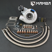 "MAMBA GTX Turbo Nissan RB20DET RB25DET 3"" AS TD06H-GT3076R-10cm"
