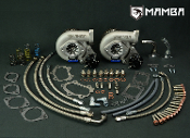 MAMBA GTX Nissan Skyline RB26DETT GT-R TD05H-18G Twin Turbo Kit
