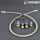 MAMBA Turbo Oil Feed Line Kit M10x1.25 & M12x1.25 / 100cm NISSAN