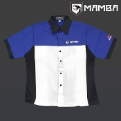 MAMBA polo Team Shirt  ( L Size )