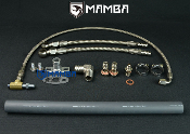 MAMBA Turbo Oil & Water Line kit EFR 7670 8374 9180 Ceramic BB
