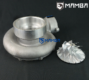 Turbo Cover + Billet Wheel MHI YANMAR TD13M-47B 49182-02111