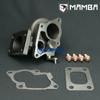 MAMBA Turbo Turbine Housing Kit Mitsubishi 5cm TD04L T25 flange