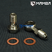 Banjo Bolt Kit 4AN to M12x1.5 SAAB VOLVO TD04L TD04HL