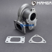 Turbo Turbine Housing 8cm A/R .64 TD05H T3 3 Bolt Internal Gate