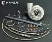 "TOYOTA 1JZ-GTE 2JZ-GTE 4"" AS GT3582R Turbo + .86 T4 3"" V-Band"