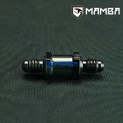 MAMBA Turbo Oil Feed Line Filter 4AN 400 Hole / cm^2 / Reusable