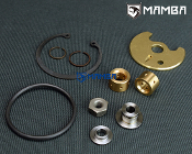 Turbo Repair Rebuild Kit Mitsubishi TD07 TD07S TE06H Flat Back