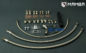Turbo Oil & Water Line Nissan SR20DET S13 S14 S15 w/ RB20 RB25