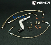 Turbo Oil & Water Line kit MINI Cooper S BMW EP6 1.6T K03 K04