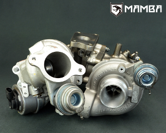 04~11 MAZDA CX5 MAZDA 3 / 6 BiTDI Twin Turbo 810357-0002 810358