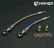 Turbo Water Line kit Mitsubishi 4G63T DSM 1G 2G TB25 Eclipse