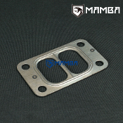 Turbo Turbine Inlet Gasket T3 Twin Scroll Entry 3 Multi-Layers