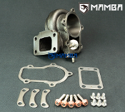Ford XR6 Turbine Housing Garrett GT29R GTX2971R GTX2976 w/.63 T3