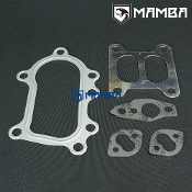 TOYOTA CT26 Turbo Gasket 3S-GTE Celica MR2 (Fit 6 & 7 Bolt out)