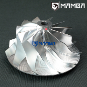 Turbo Billet Compressor Wheel Schwitzer S400SX4 74.5/101.4 11+0