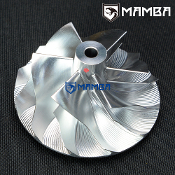 Billet Compressor Wheel for IHI RHF5 (45 / 59mm) 6+6 / Bore 5.10