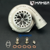 "MAMBA 7+7 4"" Bullet Anti Surge GTX3584R CHRA with A/R .70 Cover"