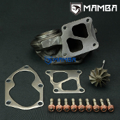 Turbine Kit TD06SL2R TD06 10.5 Mitsubishi EVO 4~9 Housing+wheel