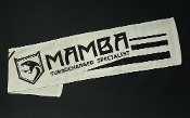 MAMBA Sport towel (Gray + Black)