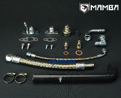 3S-GTE 3SGTE Rev 1 & 2 MR2 CT26 Turbo Oil Feed & Return Line Kit
