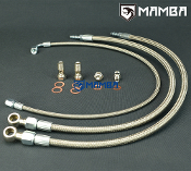 MAZDA MIATA MX-5 323 Nissan TB25 Turbo Oil & Water Line Kit