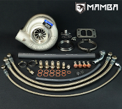 "BB Turbo Nissan SR20DET 3"" 5200 GTX3071R w/ .82 T3 Twin Scroll"