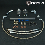 MAZDASPEED 3 6 CX-7 AXELA MPS K0422 2.3L Turbo Oil & Water Line