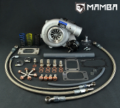 BB Turbo Nissan RB20DET RB25DET GTX2867R w/ .57 Bolt-On Hsg