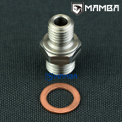 Turbo Oil Feed Line Fitting Din 24 M12x1.5 For VW AUDI 2.0TDI