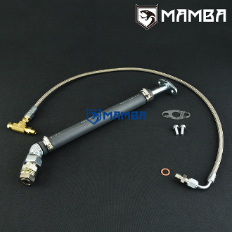 Universal Turbo Oil Feed&Return Line Mitsubishi Greddy TD03 TD04