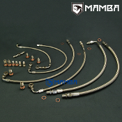 Turbo Oil & Water Line kit for Nissan RB26DETT SKYLINE GTR