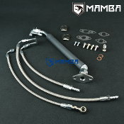 Turbo Oil Water Line TOYOTA 1JZ-GTE CT15B Chaser Mark II Supra