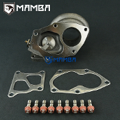 Turbo Turbine Housing Mitsubishi Lancer 4G63T EVO 4~9 TD06HR