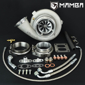 "MAMBA Ball Bearing 5"" GTX4308R Turbo + 1.22 T4 Twin Scroll 1350P"