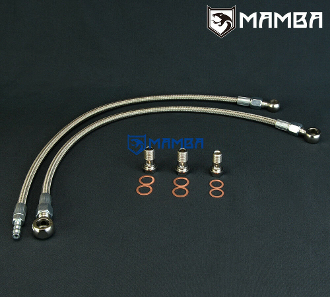 Water Line Nissan RB25DET SKYLINE w/ Factory T3 -18mm water hole